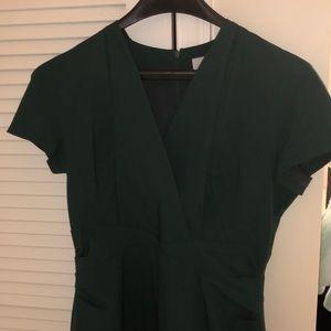 MM Lafleur Emma Dress in Viridian Size 6